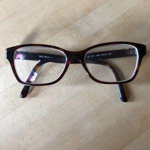 Authentic prescription Burberry glasses